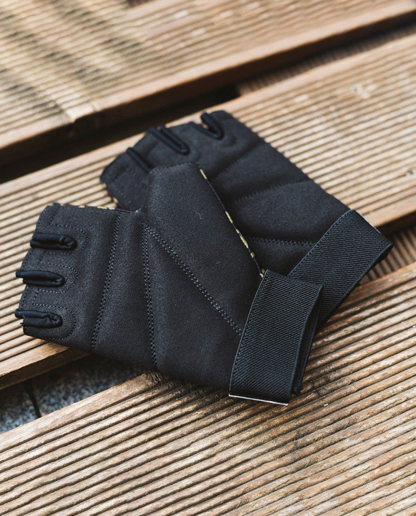 Fragment Army gloves